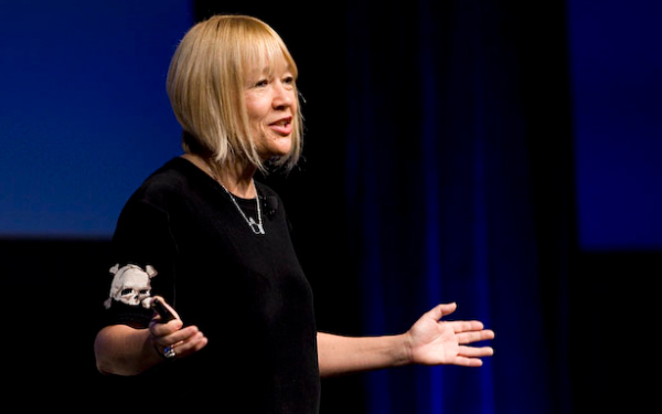 Cindy Gallop at Connect