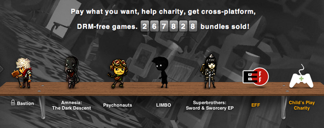Humble Indie Bundle V Games