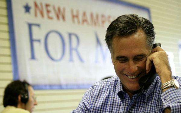 Mitt Romney Twitter Followers