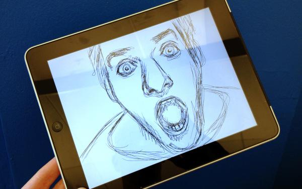 iPad 1 no iOS6 Shock