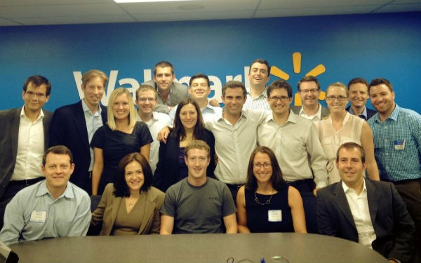 Zukerberg, Walmart, Bentonville, Intention Economy, Partnership