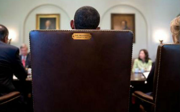 President-Obama-Invisible-Chair