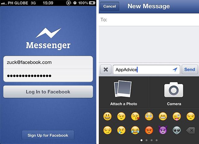 free online facebook chat messenger