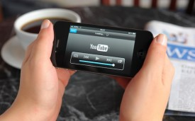 YouTube News on iPhone