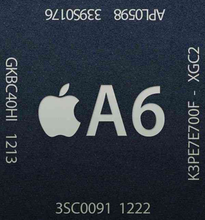 How Fast Is The iPhone 5?s Apple A6 Processor?
