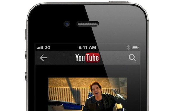YouTube launches new iPhone app ahead of iOS 6 release