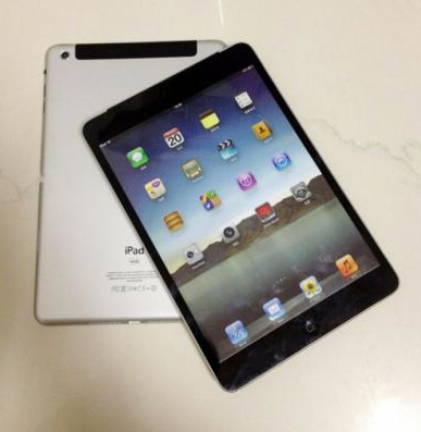 New iPad Mini Mockup Highlights Possible Smaller Bezel Around Screen
