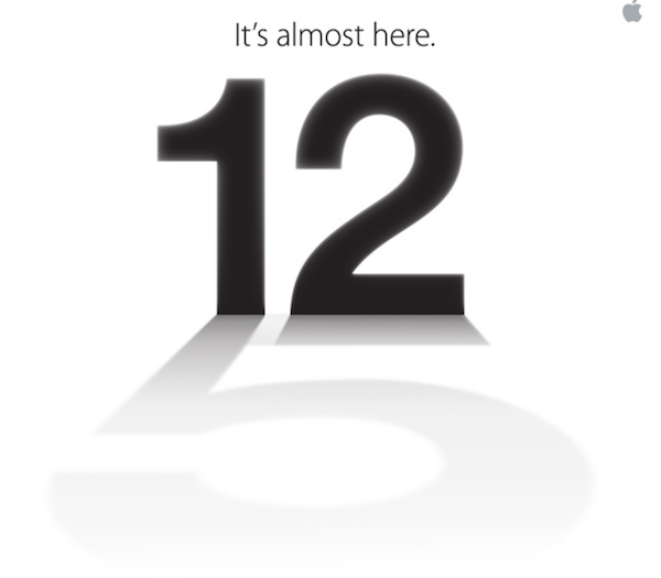 Apple Confirms: It's the iPhone 5