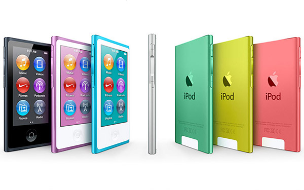 Apple iPod nano 7th Generation Apps, Games, News, Updates