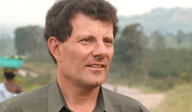 Nick Kristof