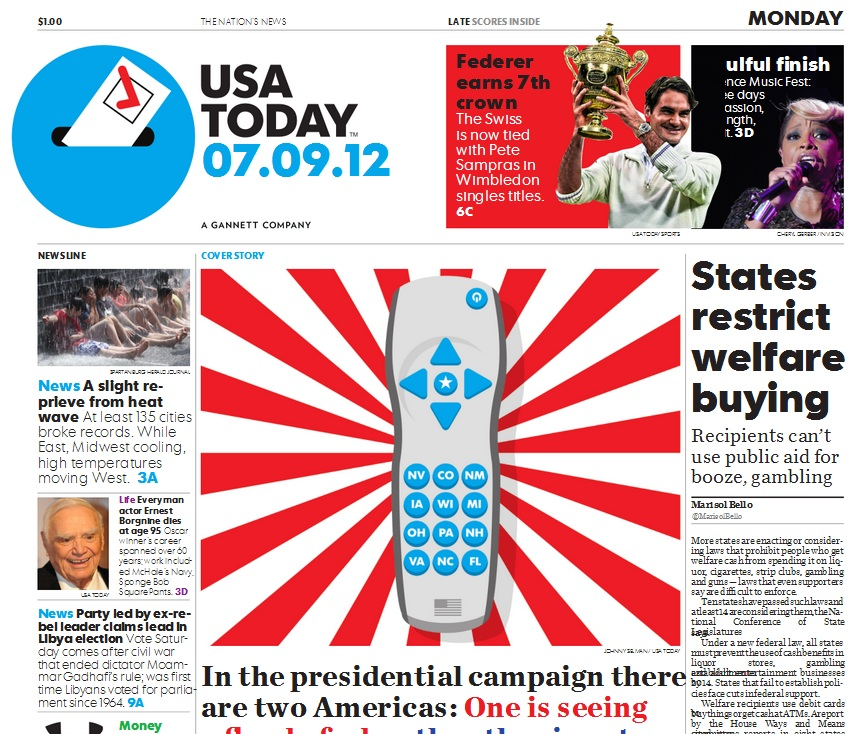 Where can i buy USA today newspaper?