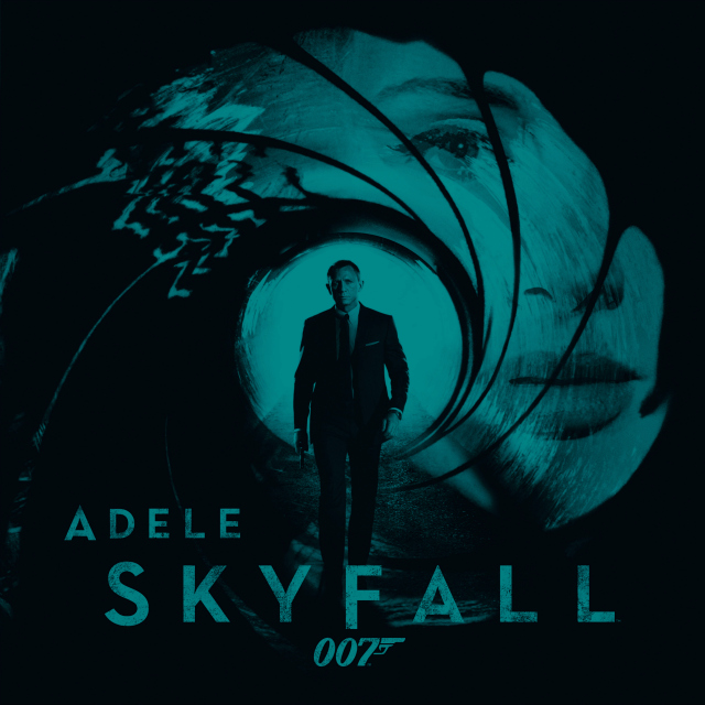 "Adelle's ""Skyfall"" is 007 Soundtrack"