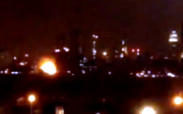 Con Edison Plant Explosion Flashes Across New York Video Qarve