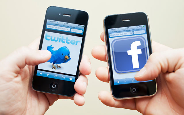 Facebook Twitter Mobile