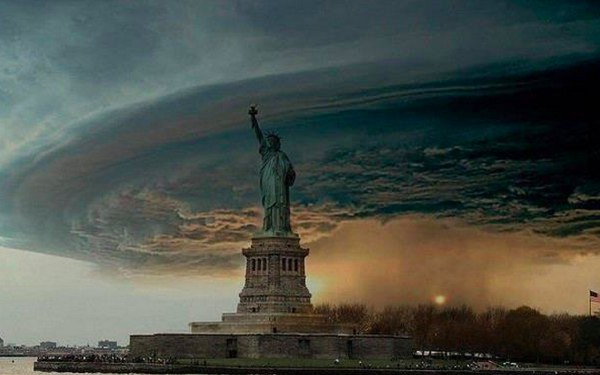 fake hurricane sandy 2