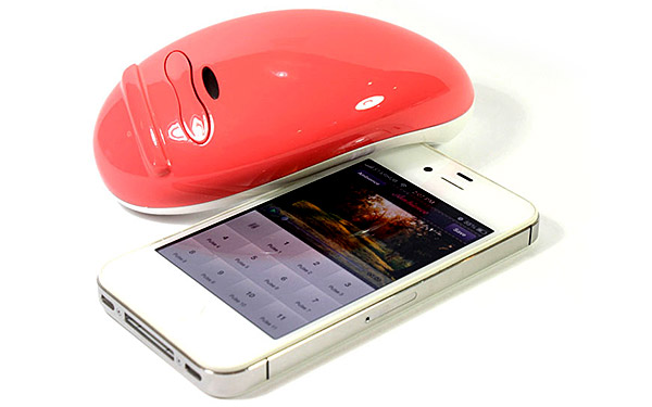 iPhone Bluetooth Personal Massager