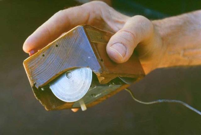 Mouse Komputer Pertama Di Dunia