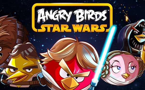 Angry Birds Star Wars Resmi Diluncurkan