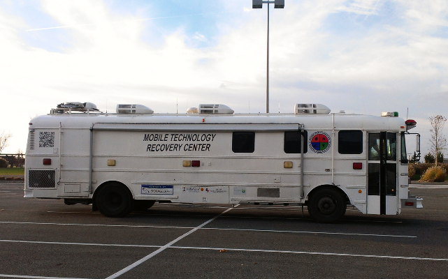 ITDRC Mobile Technology Recovery Center