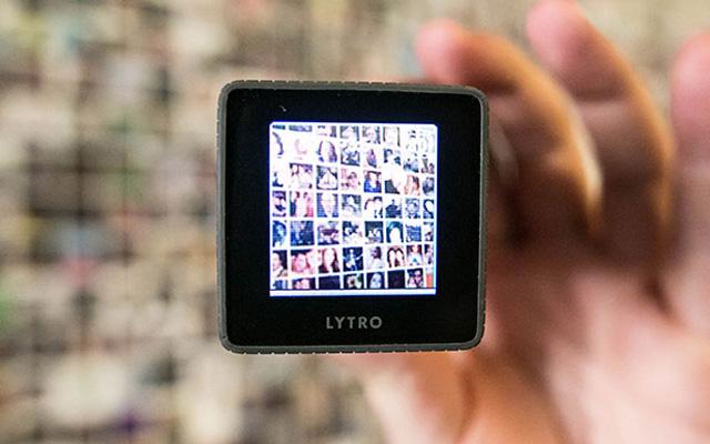 Lytro screen