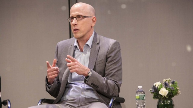 Jason Seiken, SVP of PBS Interactive, Mashable Media Summit