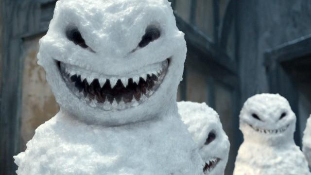 Dr. Who evil snowmen