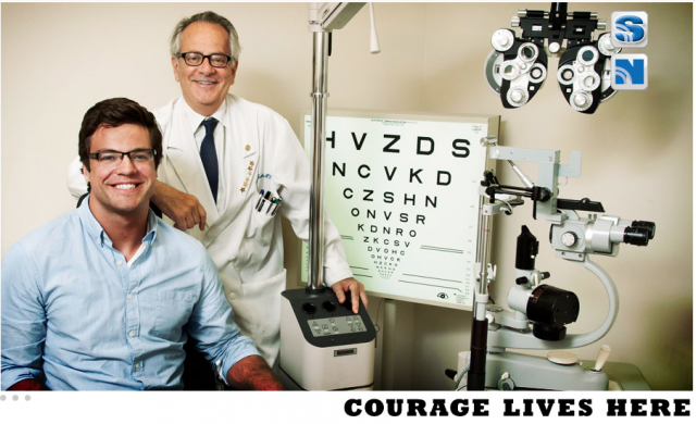 UHN's Courage Lives Here Campaign