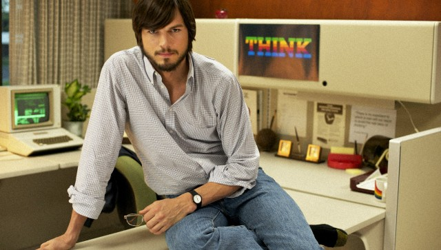Ashton Kutcher as Steve Jobs Photo Arrives Ahead of Film Premiere