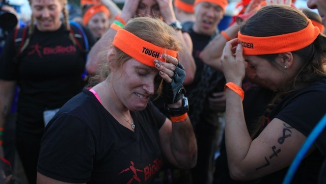 How Facebook Inspired One Woman's Incredible 'Tough Mudder'
