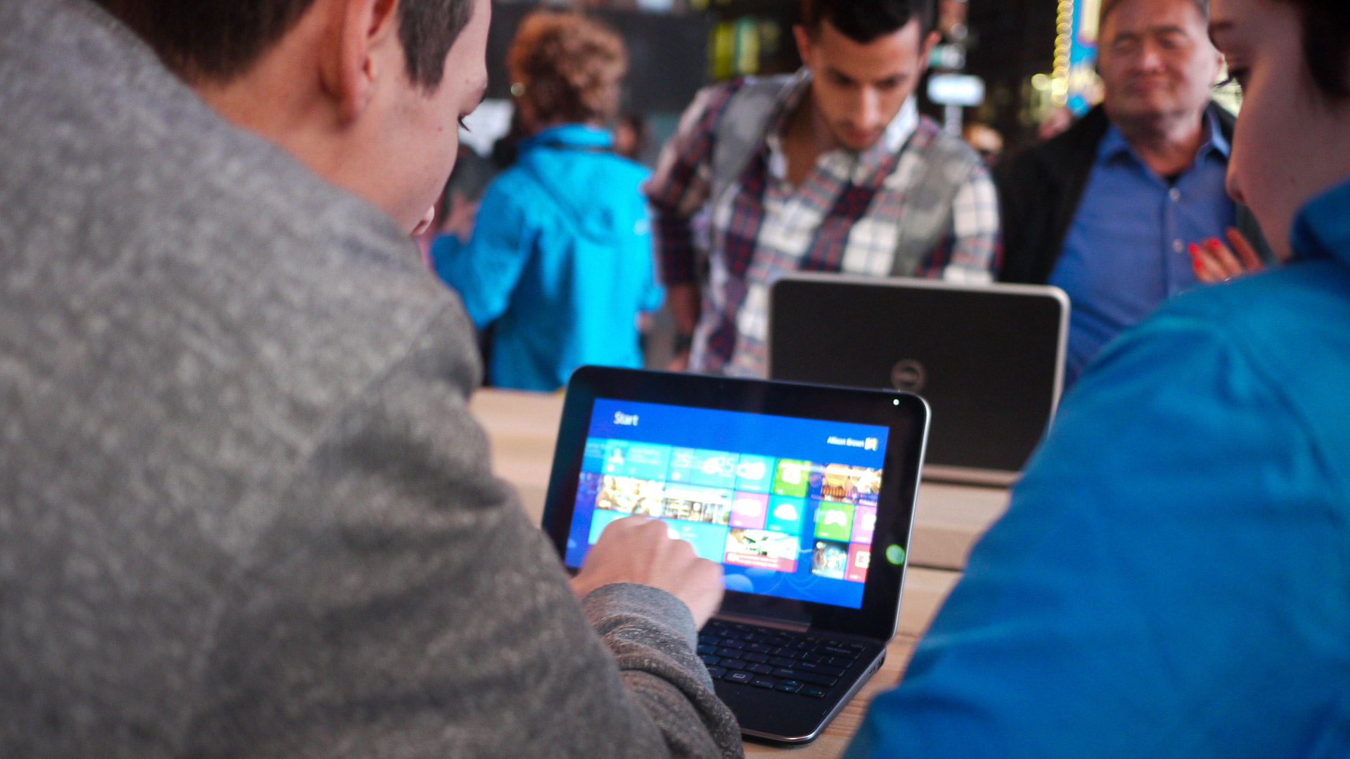 Microsoft Says You're Getting Used to Windows 8 | Qarve