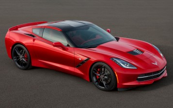Corvette Stingray Auto Show on Vapor Junkie  Chevy Unveils 2014 Corvette At Detroit Auto Show
