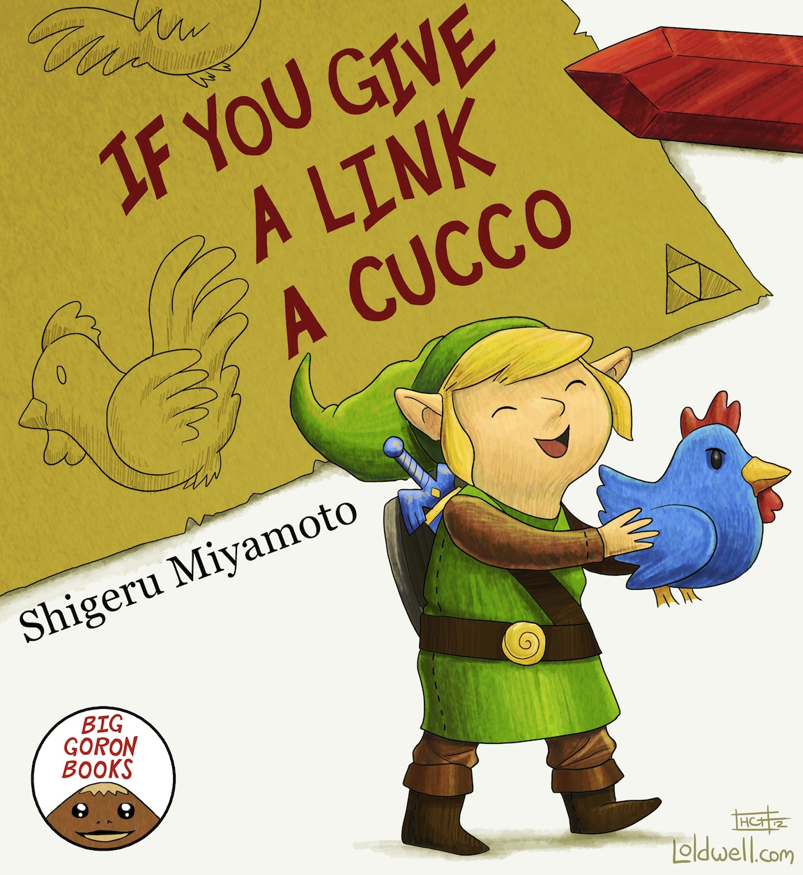 If You Give a Link a Cucco