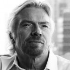 Richard Branson Head Shot