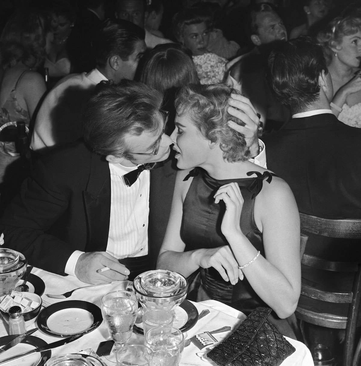 Lucille Ball And Desi Arnaz Children The Kiss 1955 James Dean And Ursula Andress Go Out On A Date