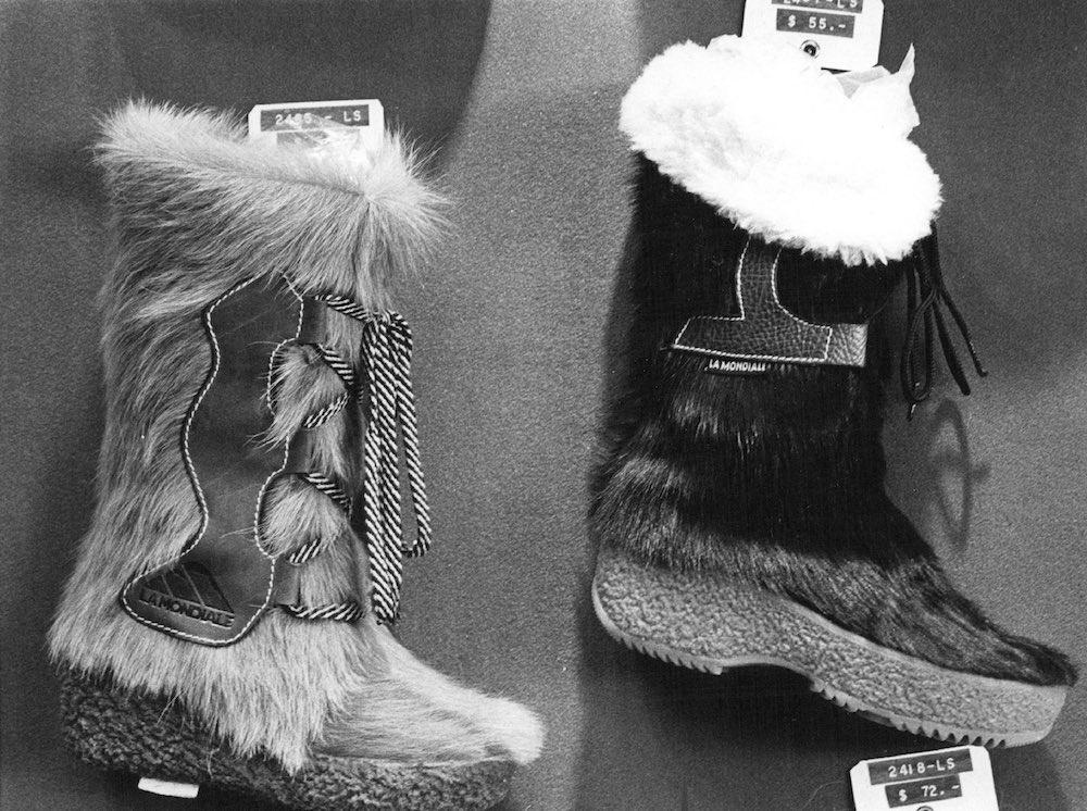Luvbyrd ski boots