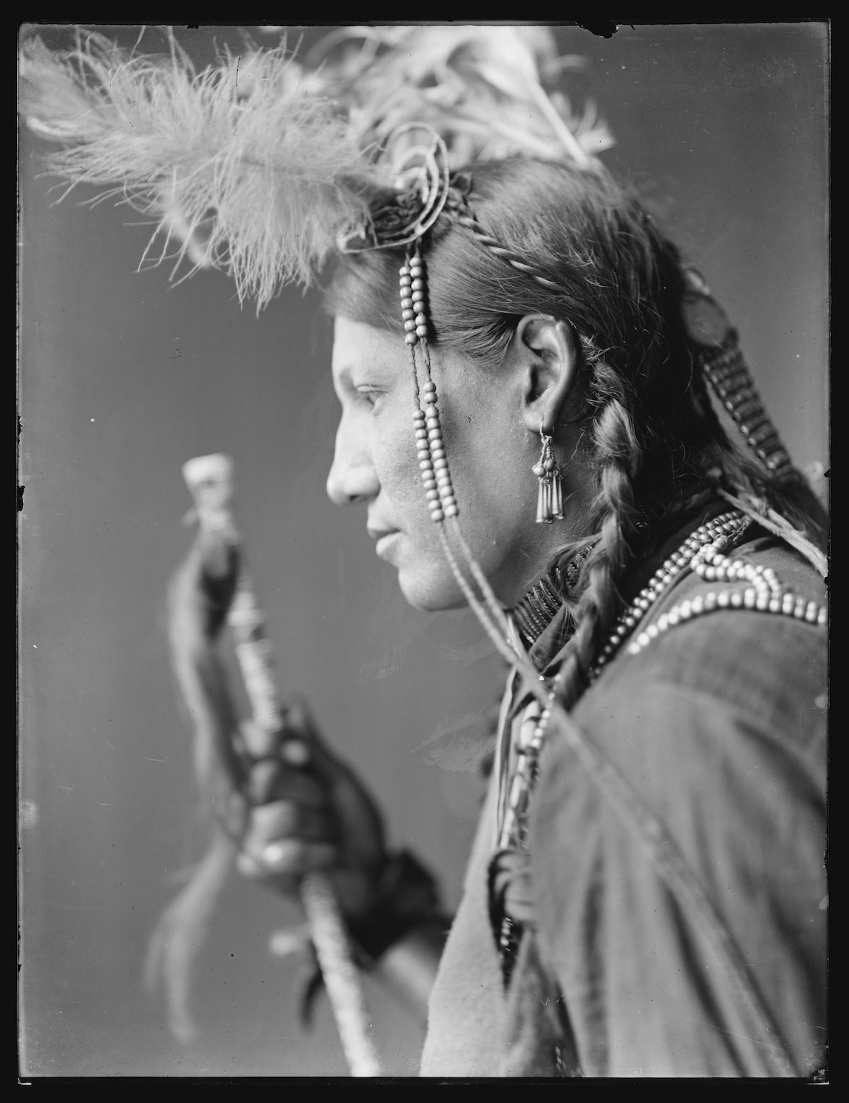 1898 portraits of native americans from buffalo bills