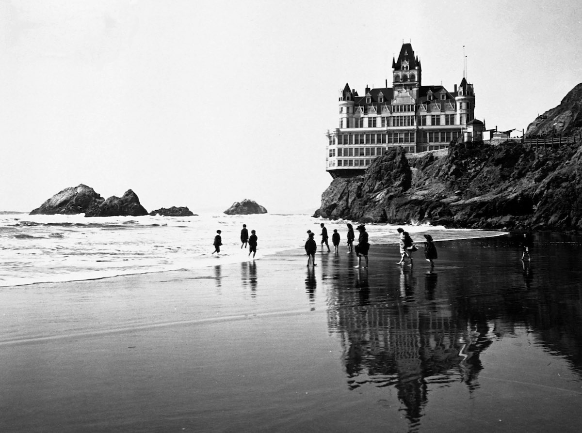 The Curious History Of The House On A Cliff