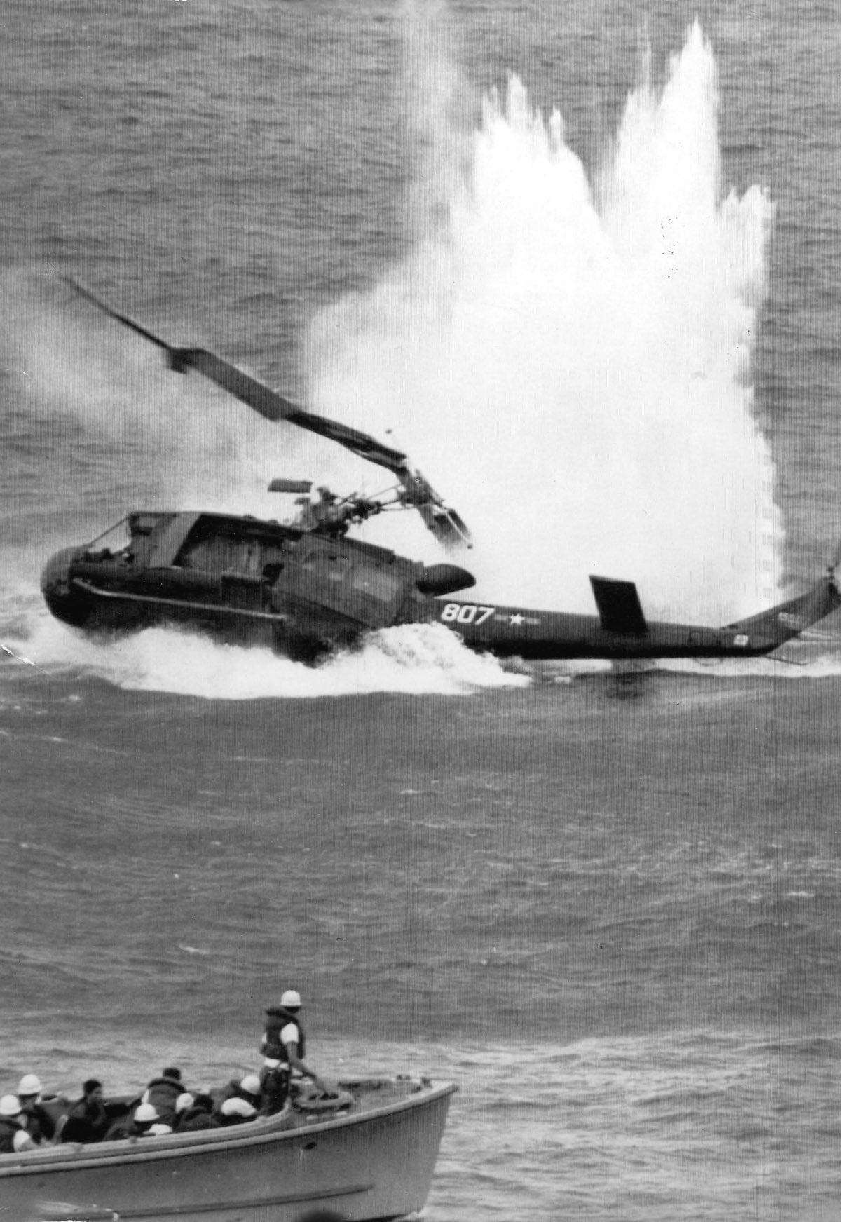 Why The U S Military Pushed Helicopters Overboard In The