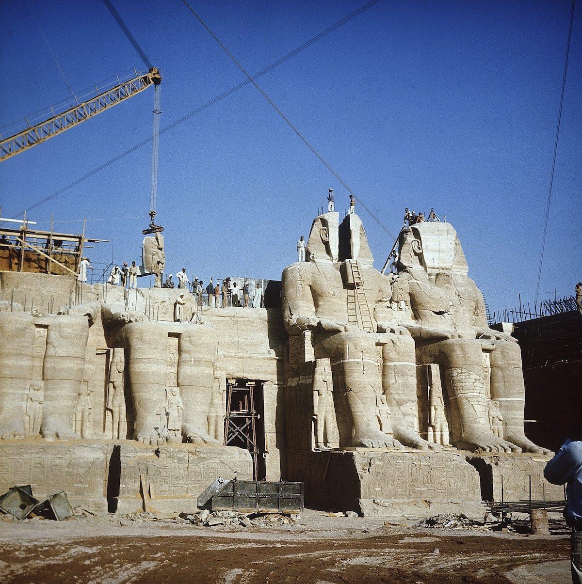 Egypt Tourism's Photos Simbel-1