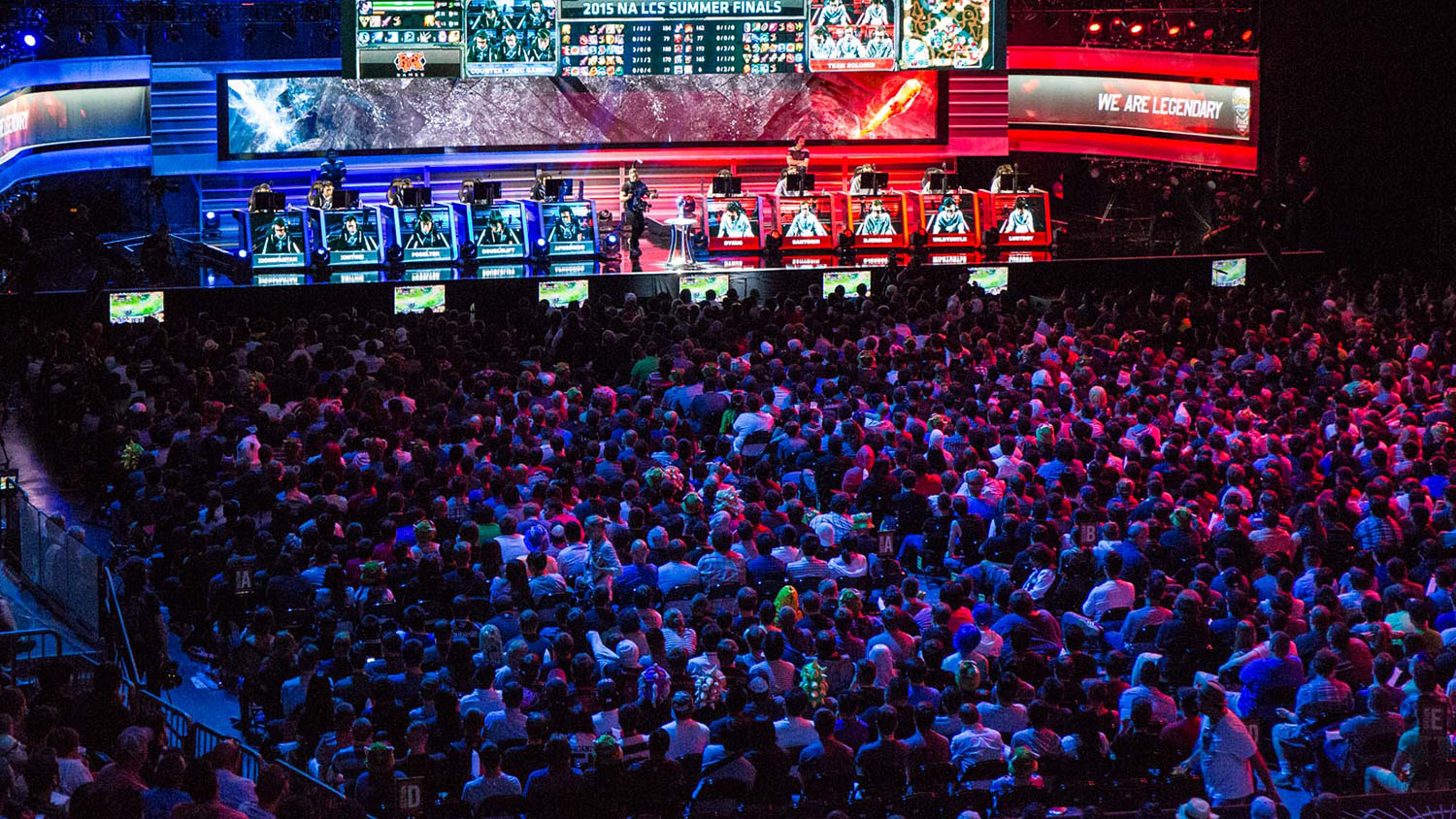 Madision Square Garden: Esports Hit NYC's Big 'League,' Packing Madison Square Garden
