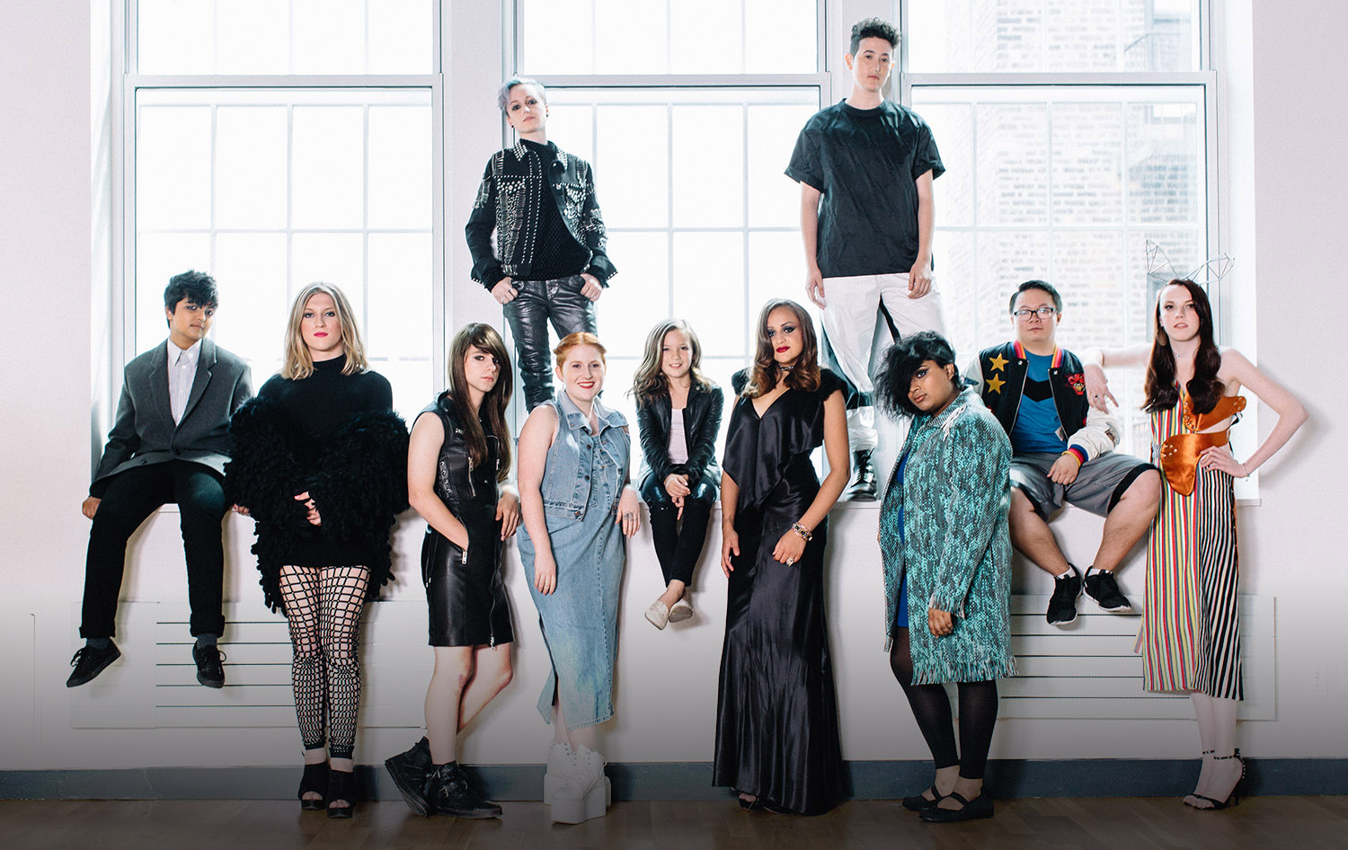 The faces of transgender teen America
