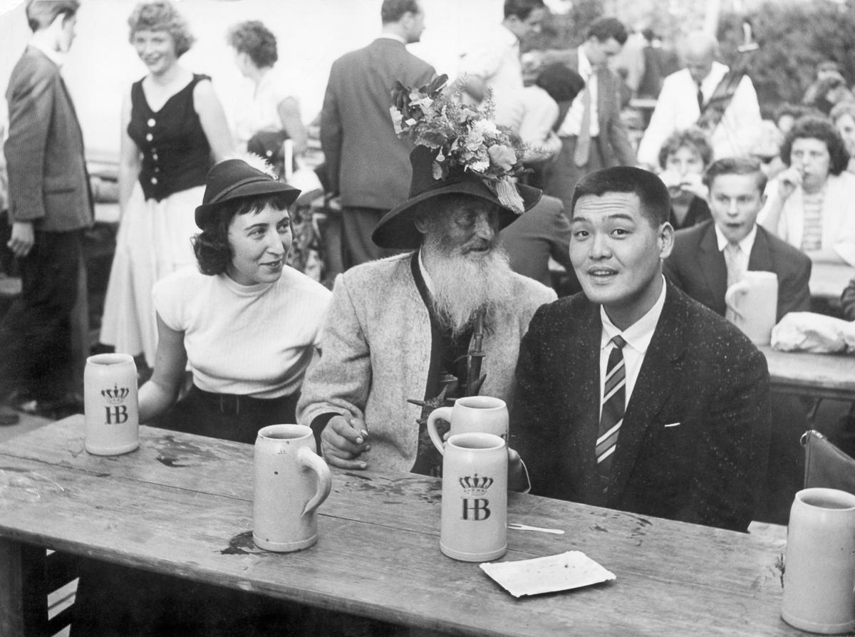 oktoberfest 1950