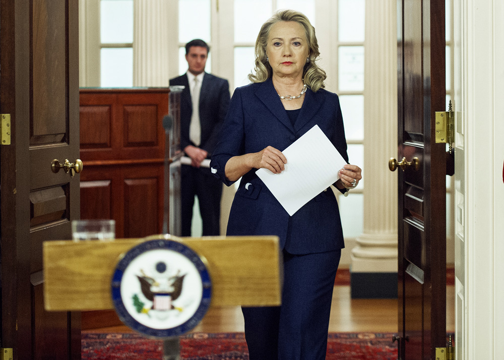Why Voters Are Angry Part I >> Hillary Clinton's Benghazi testimony: The highlights