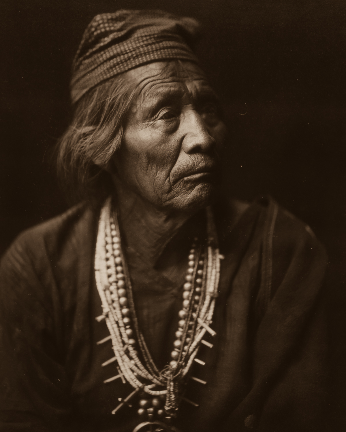 An expansive photo record of Native American life in the early 1900s