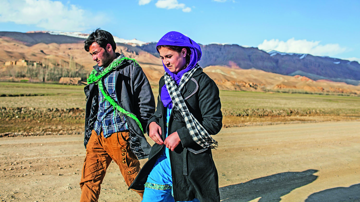 The lovers: The true story of Afghanistan's Romeo and Juliet