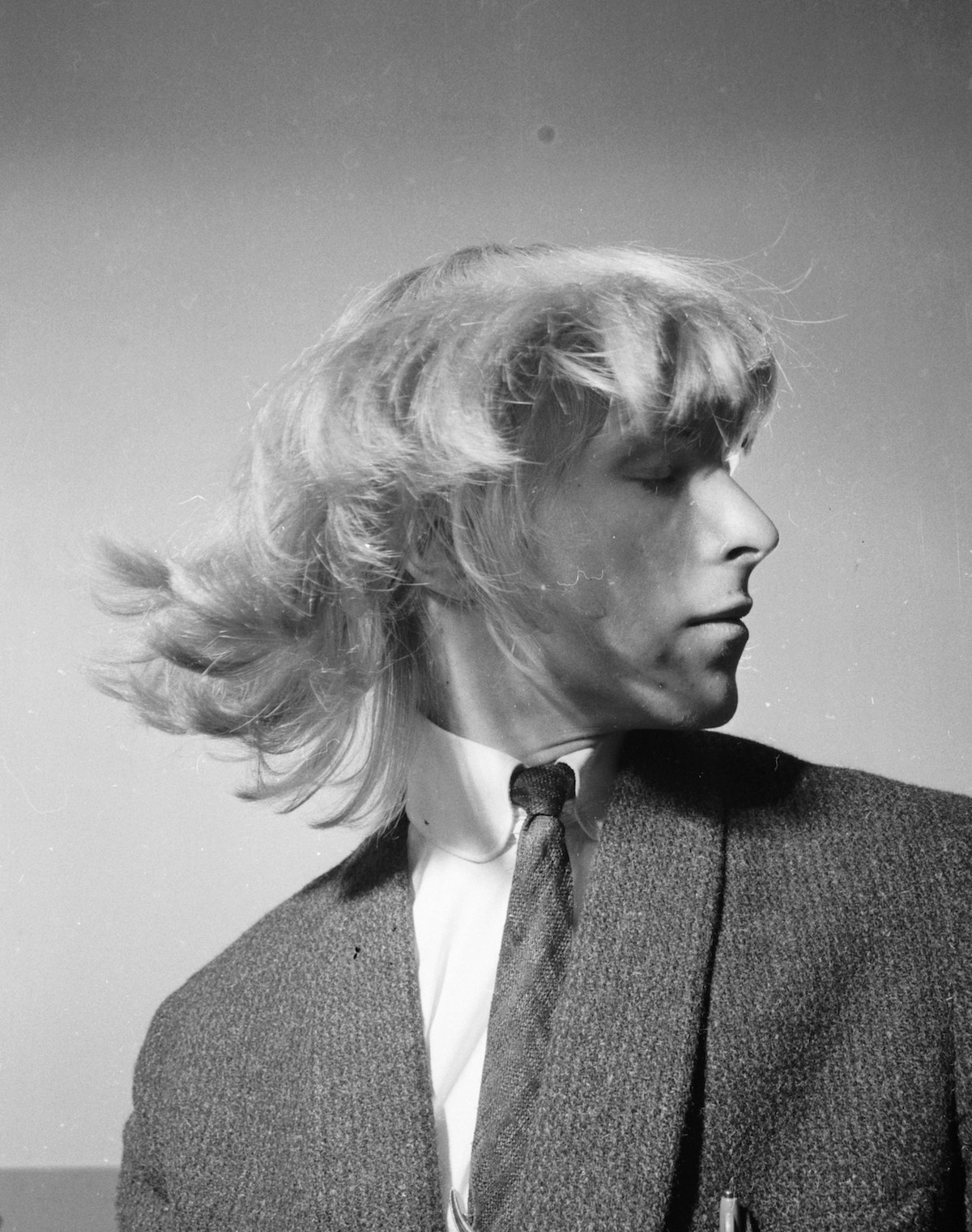 In 1964 David Bowie Formed A Society To Defend Men With Long Hair