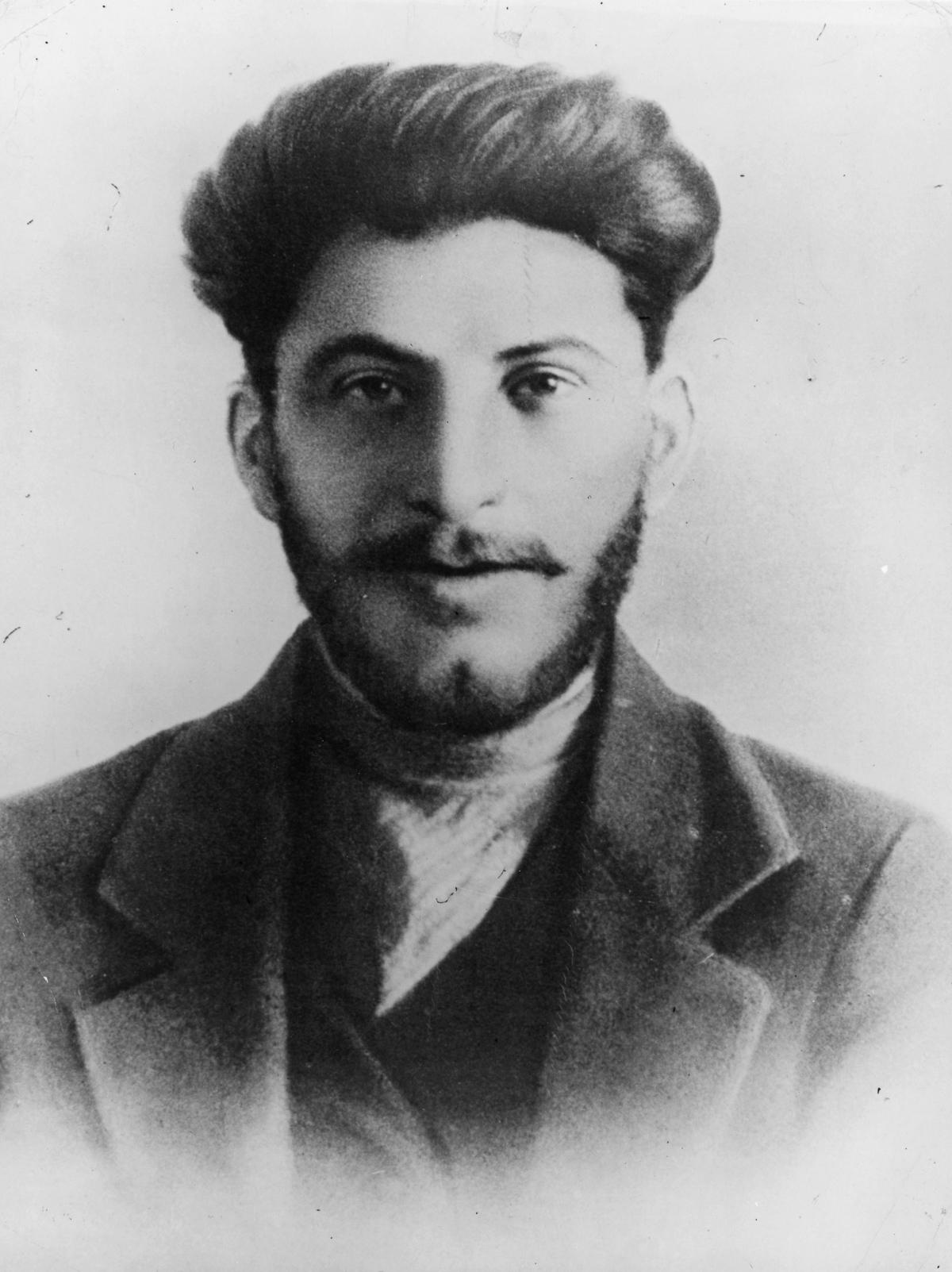 Bilderesultater for Stalin 1906