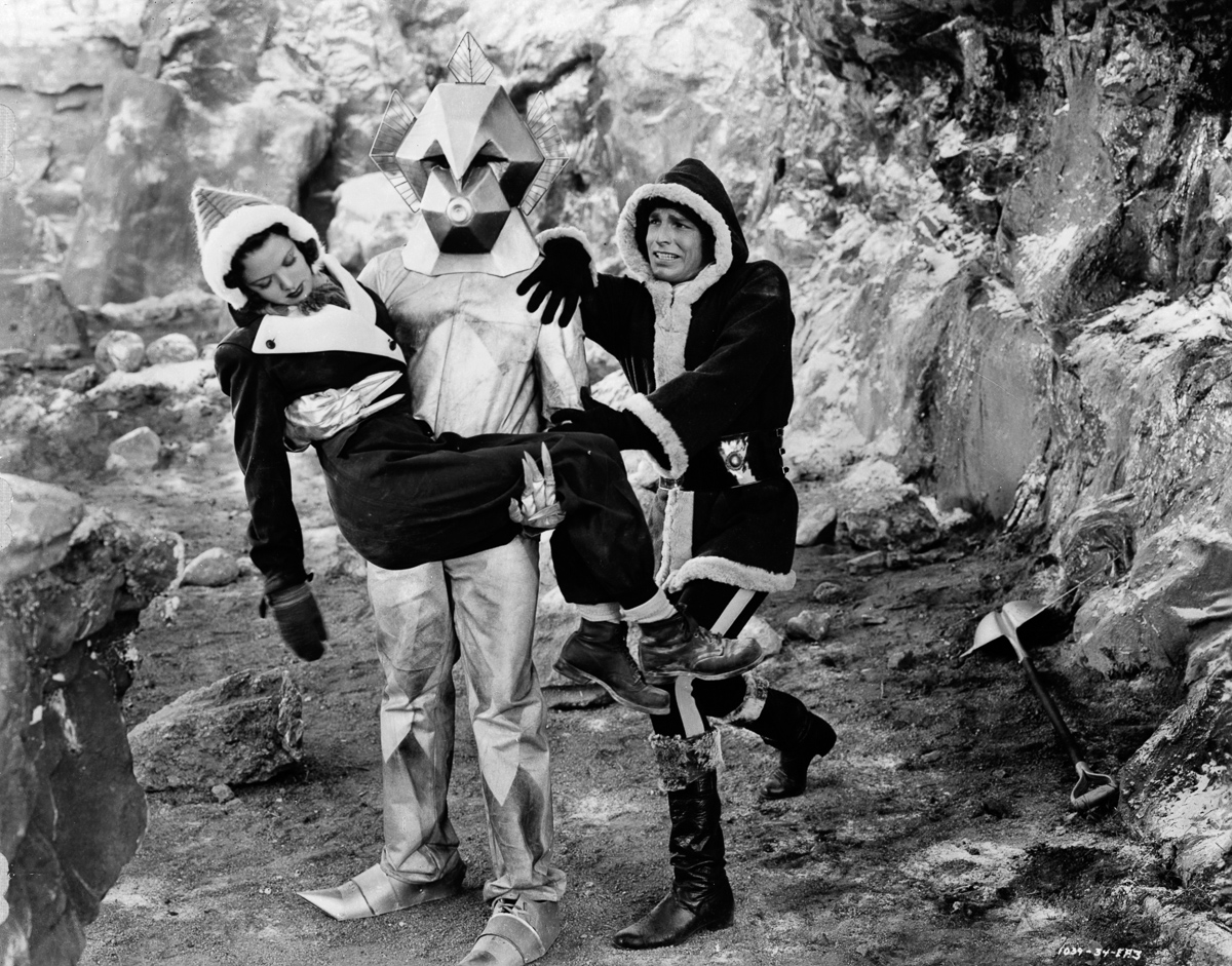 The Goofy 1930s Serials That Inspired Star Wars