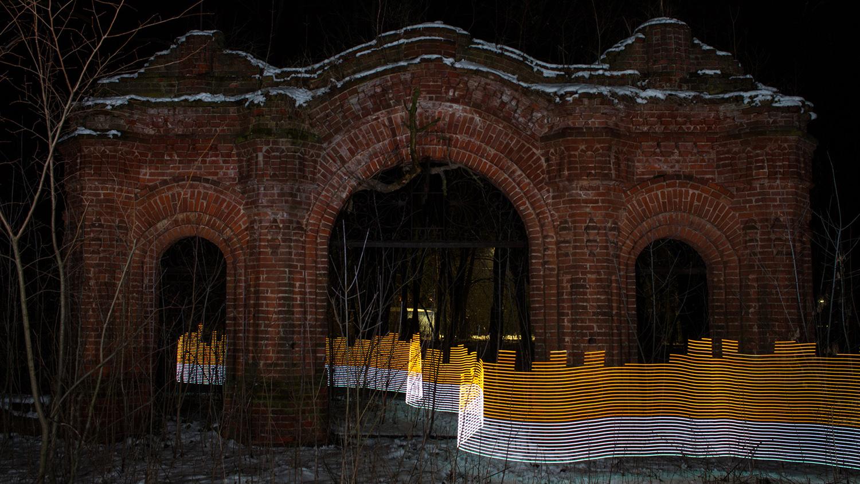Nuclear legacy: Photos show lingering radiation at Chernobyl and Fukushima