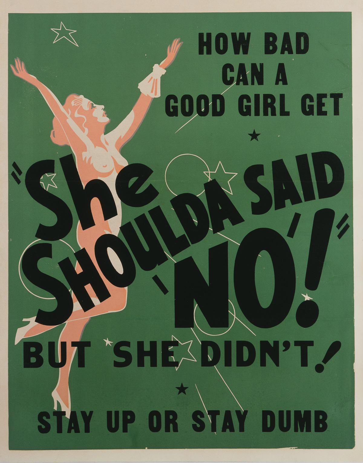 Keep Off The Grass Marijuana Retro 1970 Dept Of Defense Poster